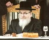 Grand Rabbi David Twersky of New Square