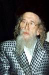 Grand Rabbi Mordechai Dovid Kahana; Spinka Rebbe