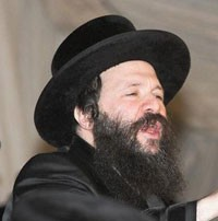Grand Rabbi Mordechai Dovid Ungar